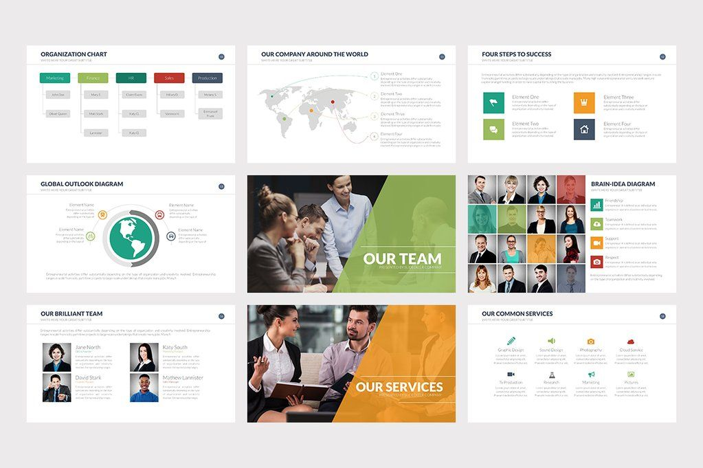 innovation powerpoint template presentaciones pinterest