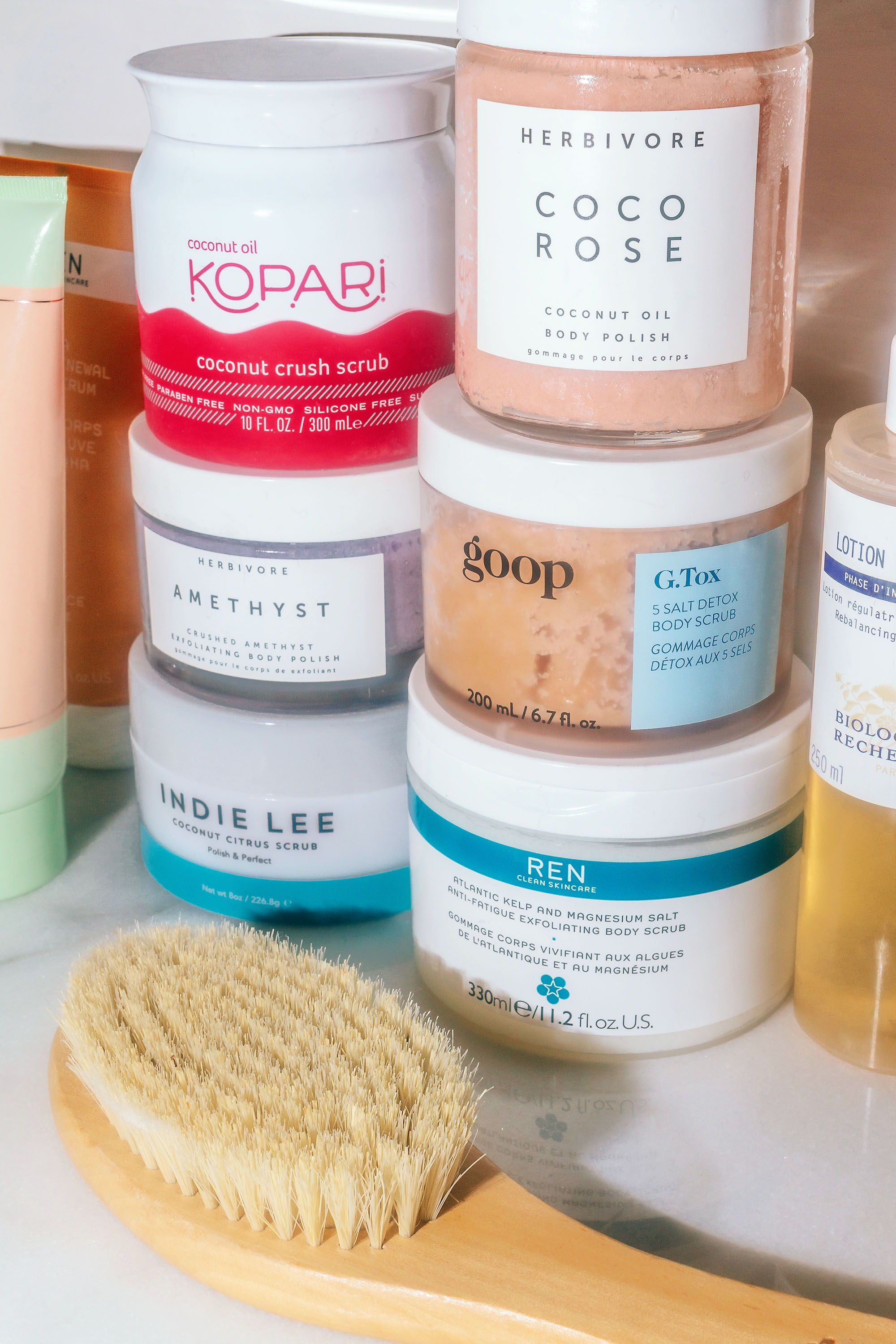 Editor S Picks 22 Of The Best Body Scrubs Peels And Exfoliators