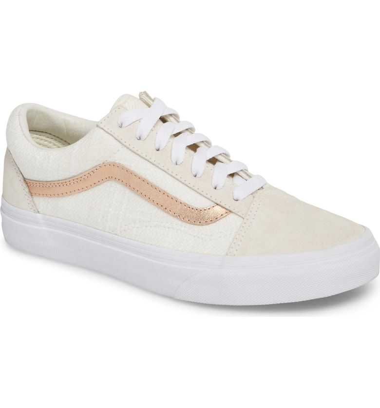 Free shipping and returns on Vans Old Skool Sneaker (Women) at ...