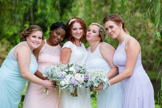 Pastel Beauties! Photography by Kara Stovall Photography