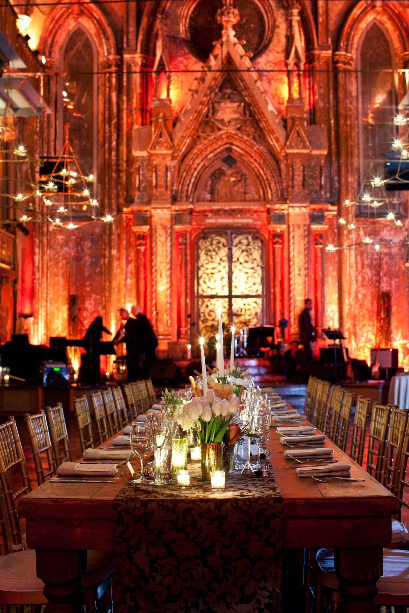 Traditional Manhattan Wedding