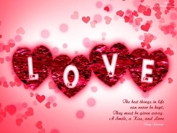 love quotes wallpapers hd collection   HD Wallpapers   Pinterest ...