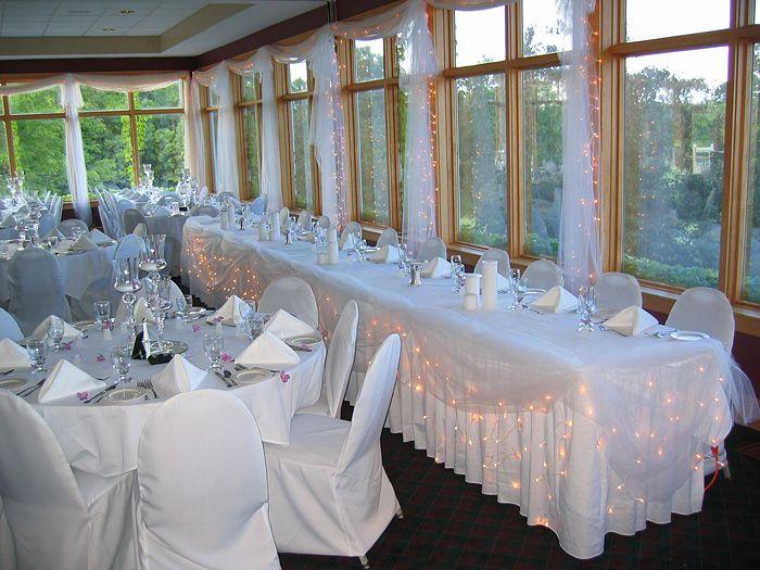 Burl Oaks Golf Club Minneapolis Wedding Venue Reception