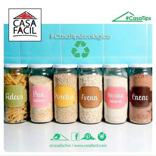 No botes los envases de salsa funcionan perfecto para almacenar otros alimentos o especias - Envases alimentos ...