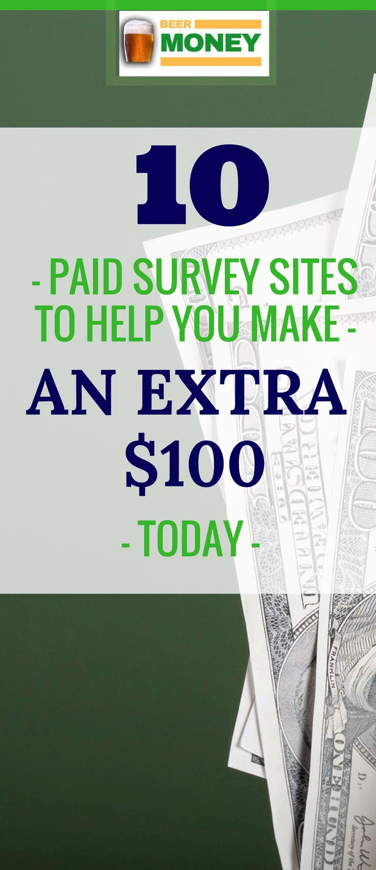 Best Paid Surveys