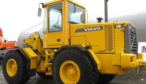 Volvo L70d Wheel Loader Full Service Repair Manual Volvo Excavator