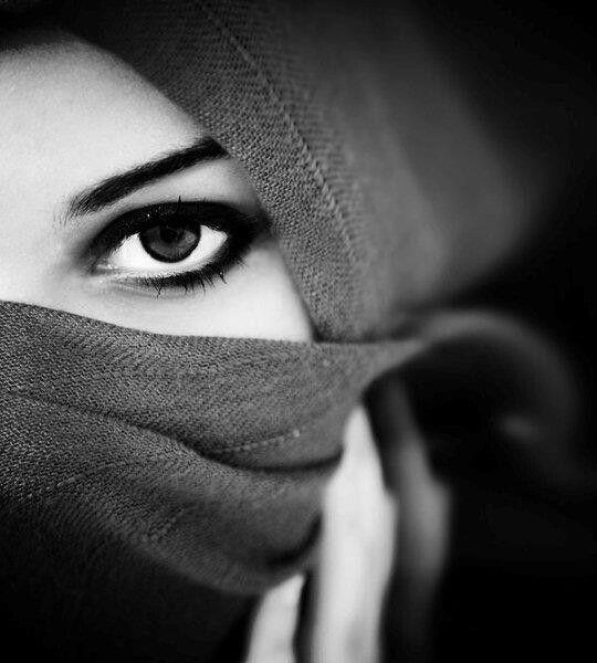 Hijab Beauty Beautiful Eyes Beauty Eyes Eyes