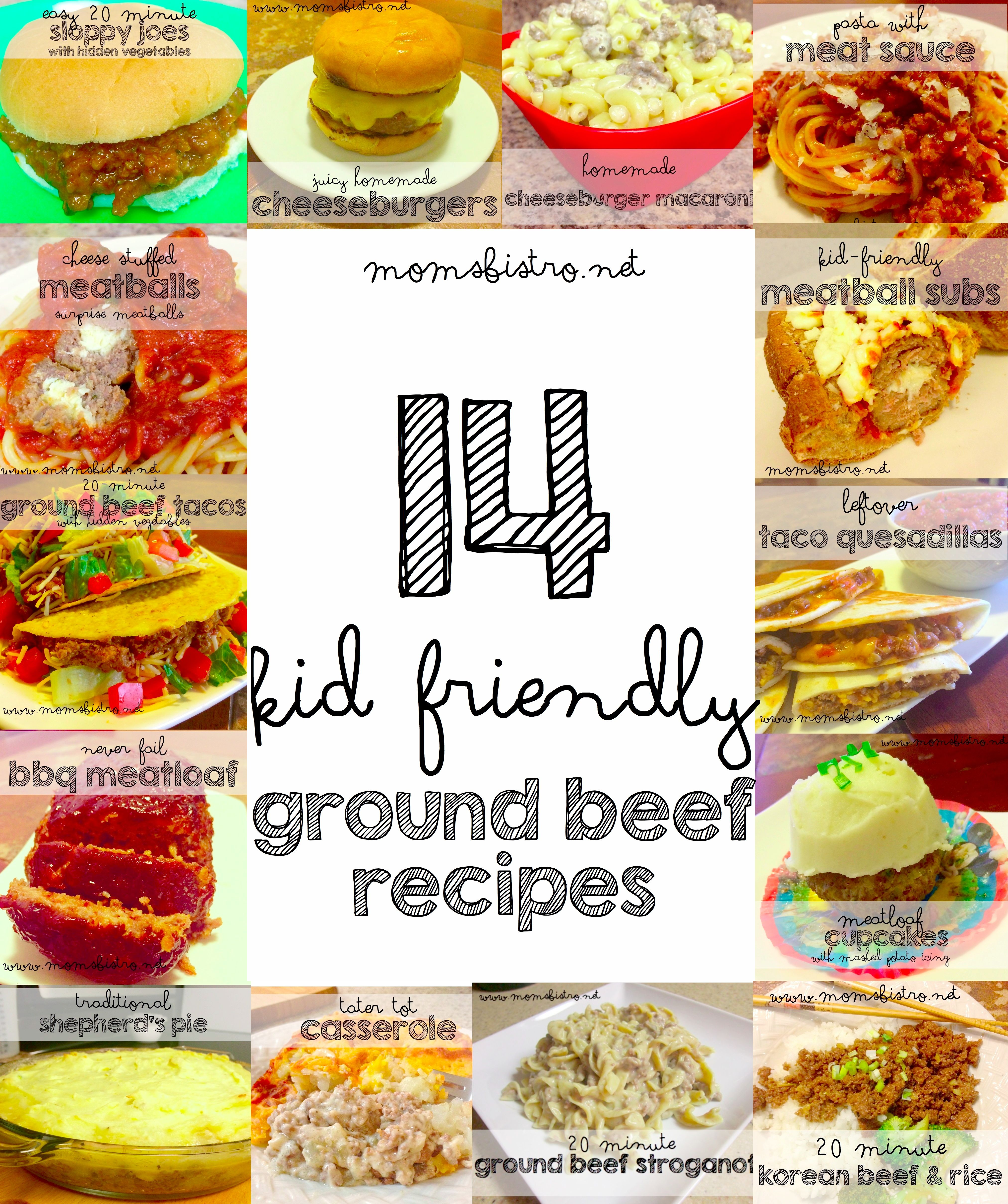 14 Easy Kid Friendly Ground Beef Recipes To Try For Dinner Kid Friendly Ground Beef Recipe Ground Beef Recipes Kid Friendly Meals Dinner