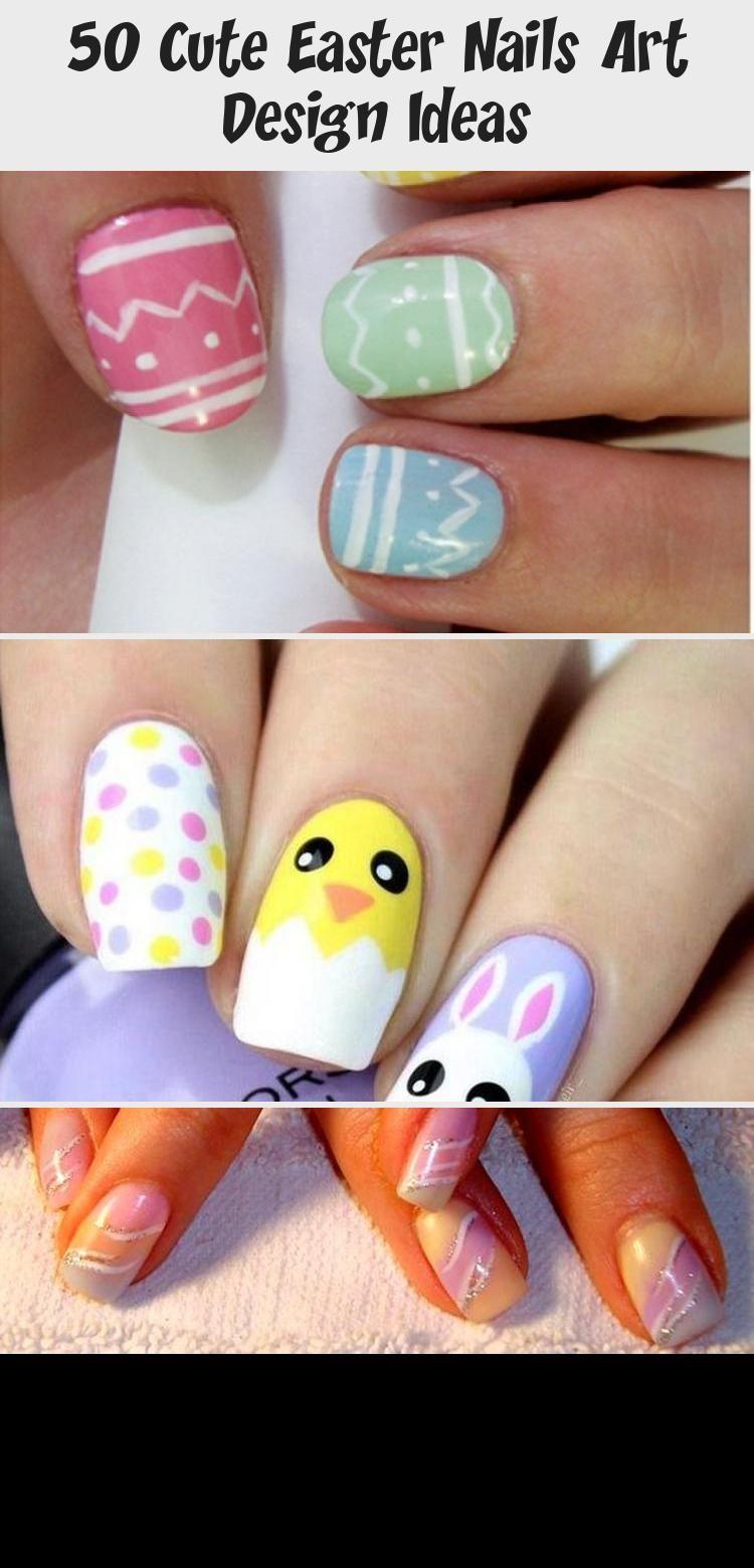 Photo of 50 Cute Easter Nails Art Design Ideas – Nail Art