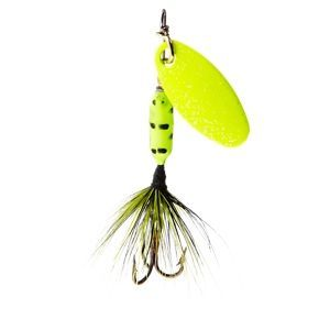 3 Pack Brown Trout Yakima Bait Wordens Original Rooster Tail 1//8oz Spinner Lure