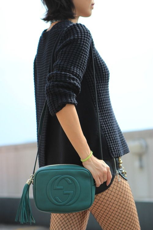 6a7c655a3 Gucci soho disco bag - available in so many colours | That's my bag ...