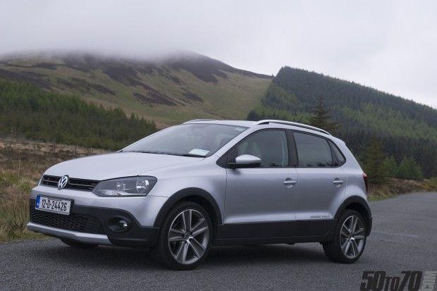 Volkswagen Cross Polo Driven