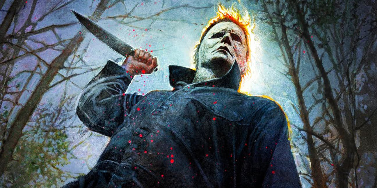 Halloween So Is Michael Myers Magical or What? CBR