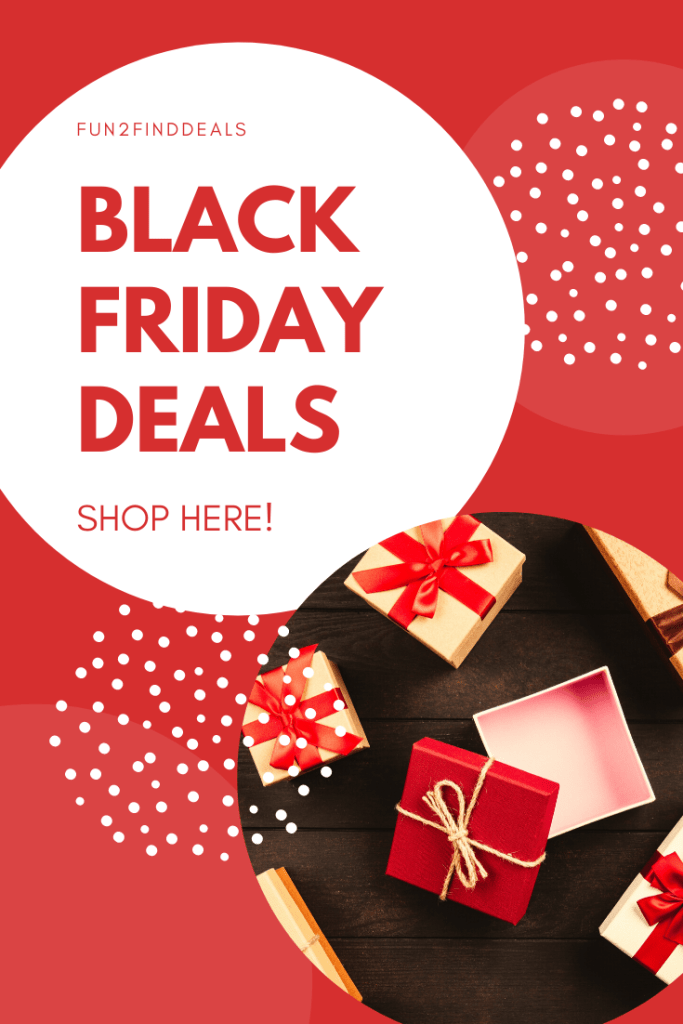 BLACK FRIDAY DEALS! Shop here! Fun2Find Deals Black