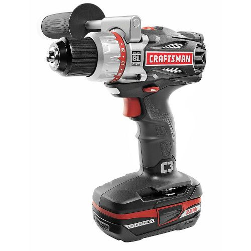 Craftsman C3 Brushless Drill Driver 163 19 Sears Drill Power Tools Design Drill Driver