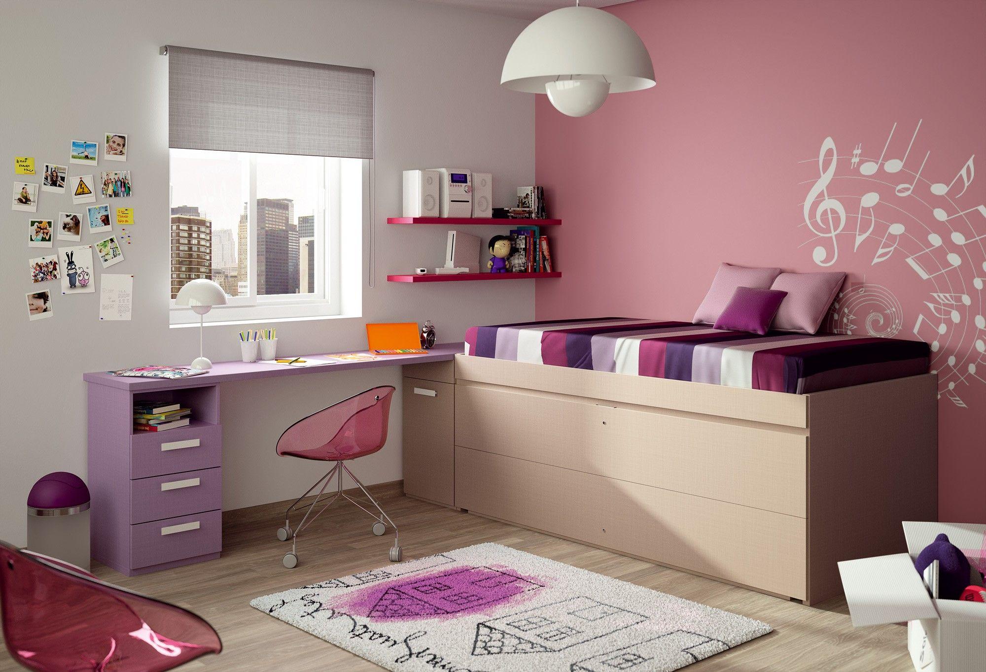 Cool Beds For Teens | Teenage Girl Bedroom Ideas