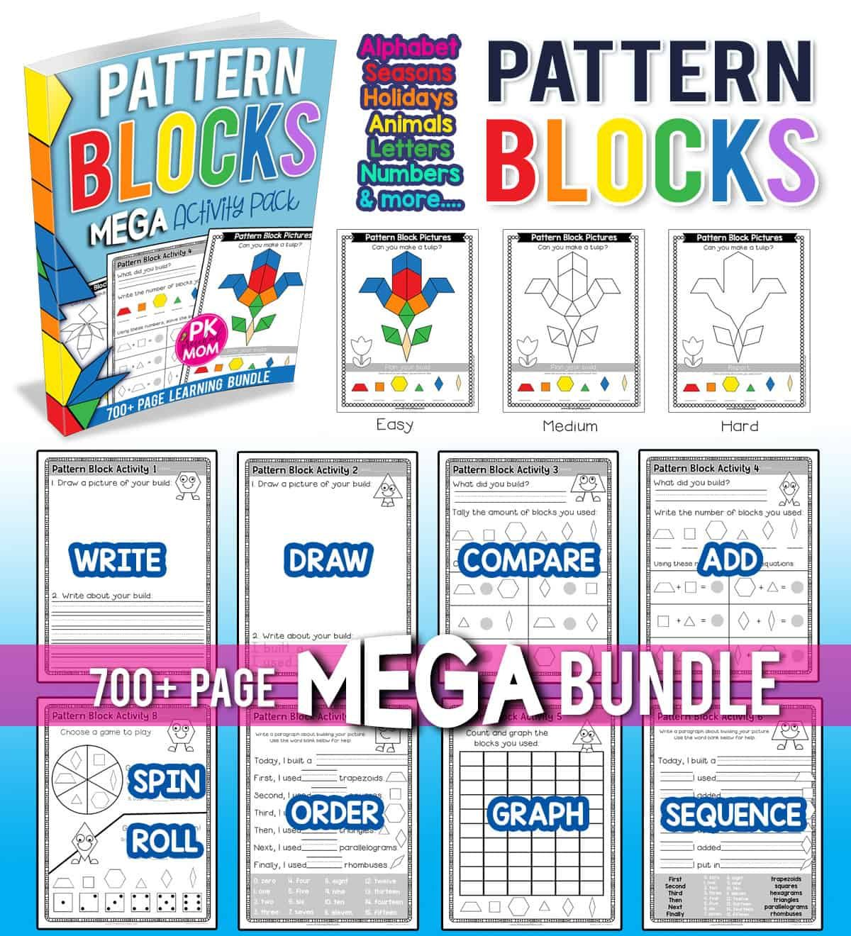 Over 500 Free Preschool Worksheets With Images
