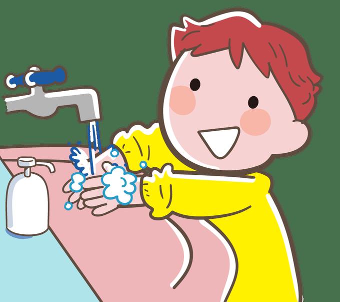 手を洗う 保育園幼稚園児 イラスト Gogons Magazine In 2019