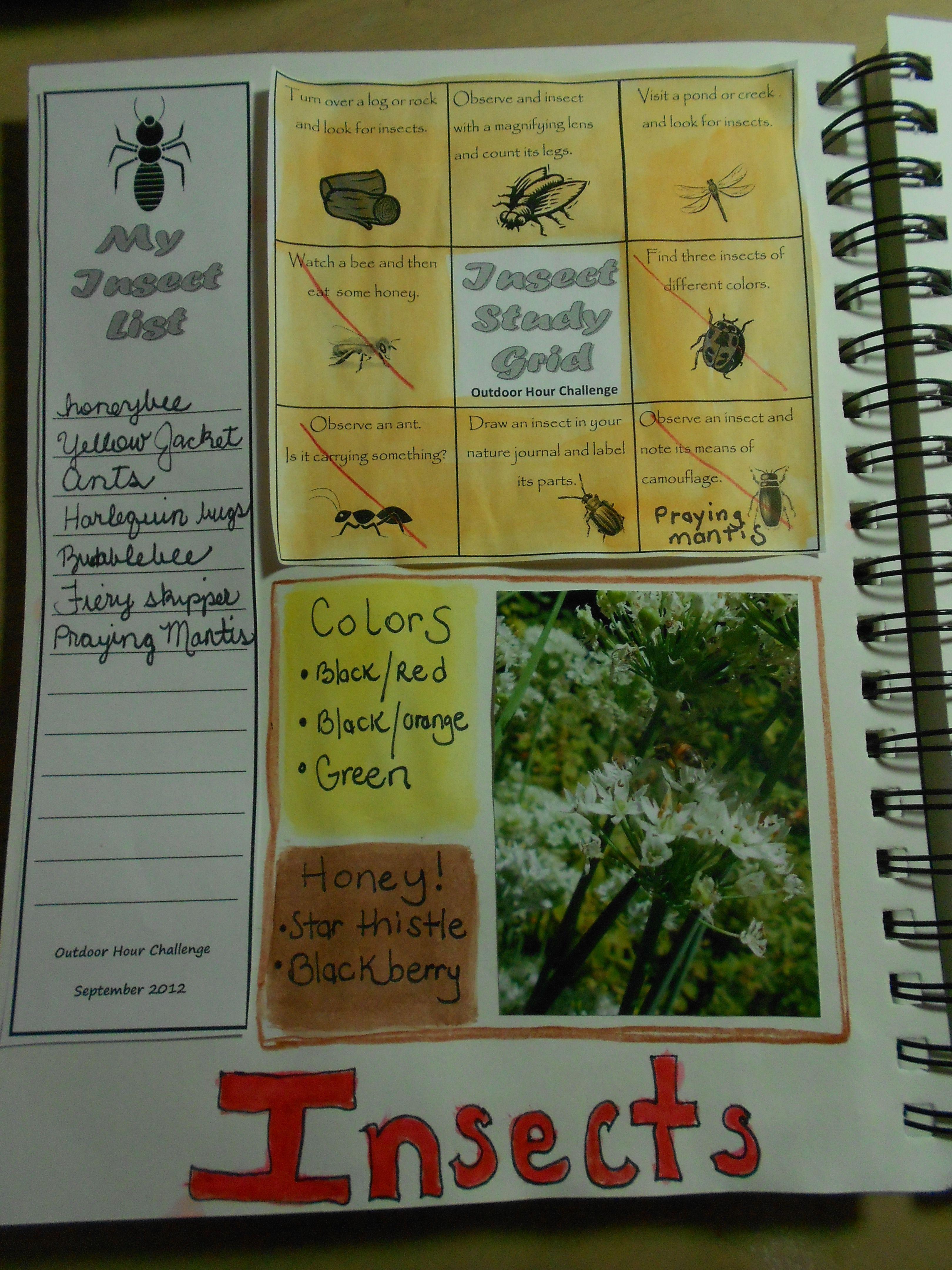 Exploring Nature Educational Resource Manual Guide