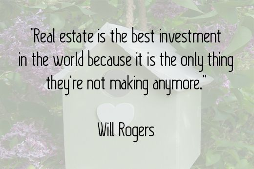 Gain All The Insights For Investing In Realestate At