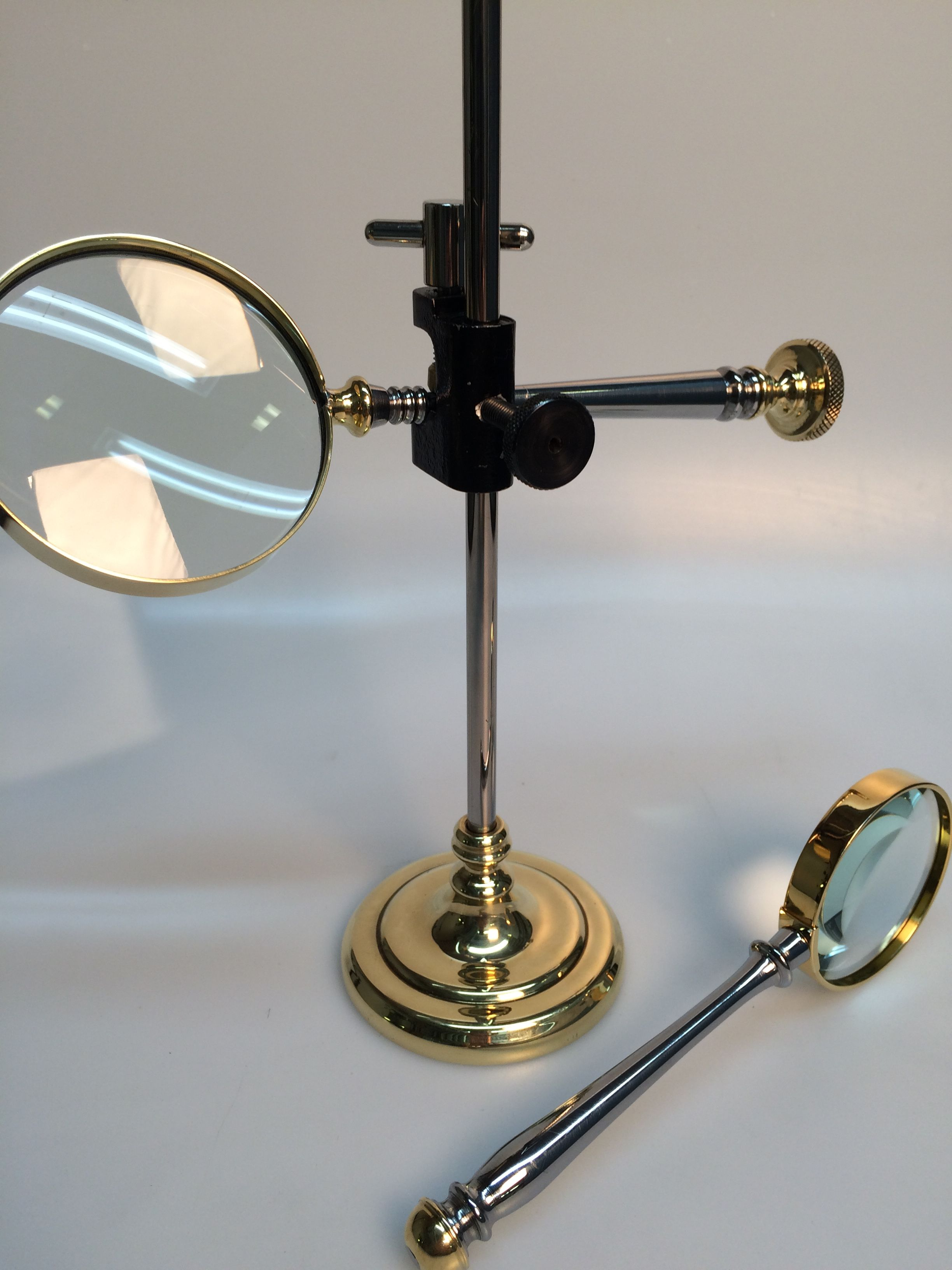 Magnifying Glass With Stand 돋보기 렌즈