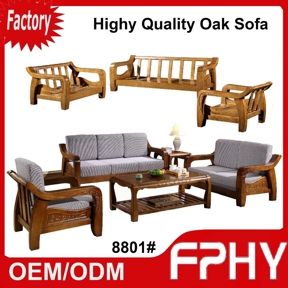 Manufacturer FPHY Living Room Furniture Solid Wood Sofa Set Pictures Of Designspictures