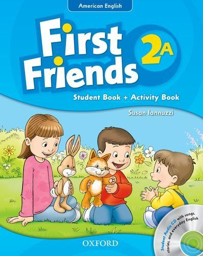 First Friends American English 2 Student Library User Group