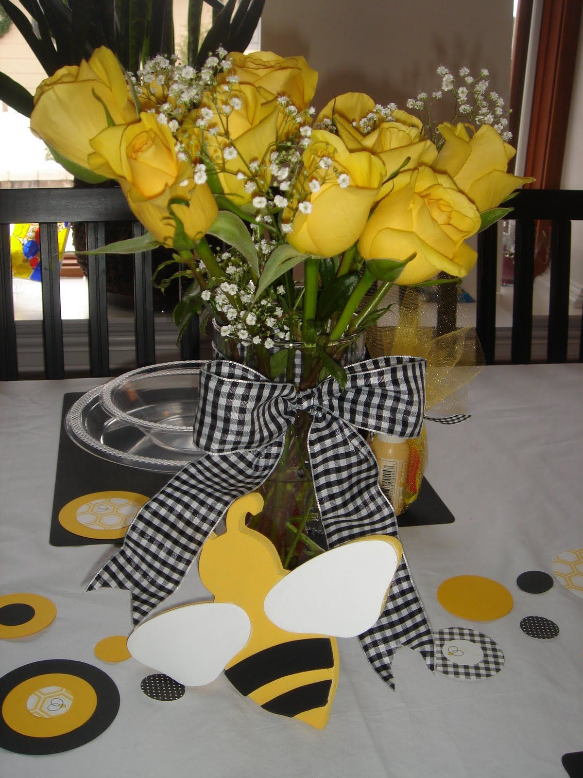 ashley 39 s modern ideas what will it bee baby shower