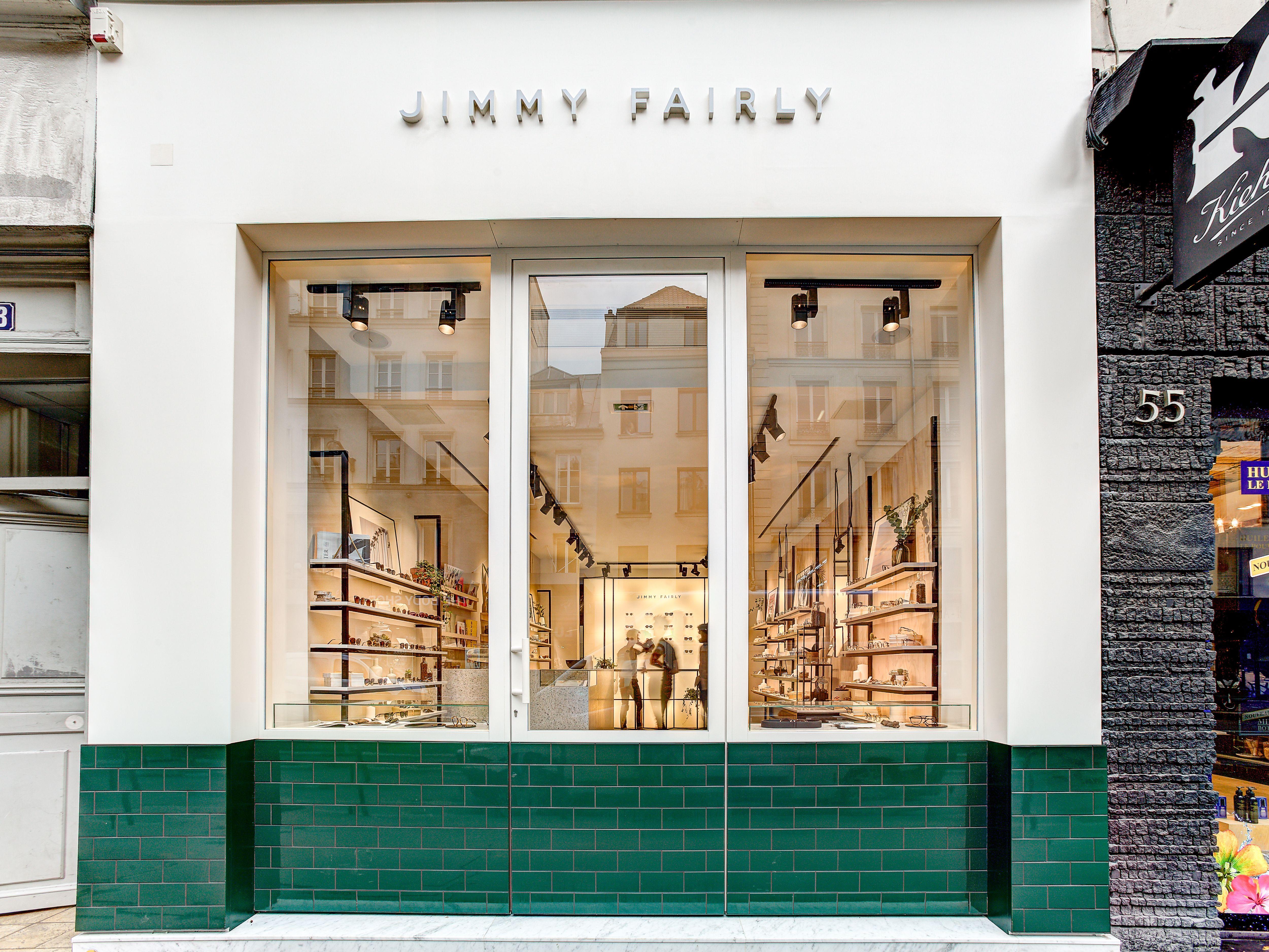Jimmy Fairly Saint Antoine Shop Interiors Boutique Bathroom Medicine Cabinet