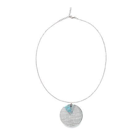 Lunar Necklace - Blue Noise