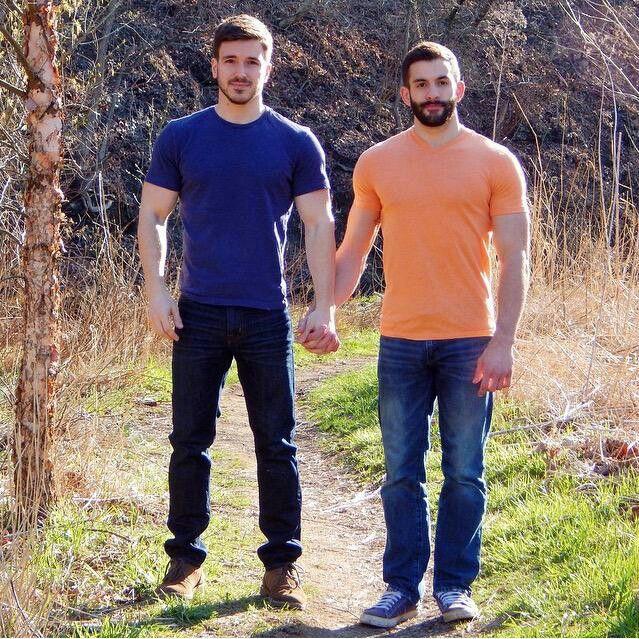 Gay men woods