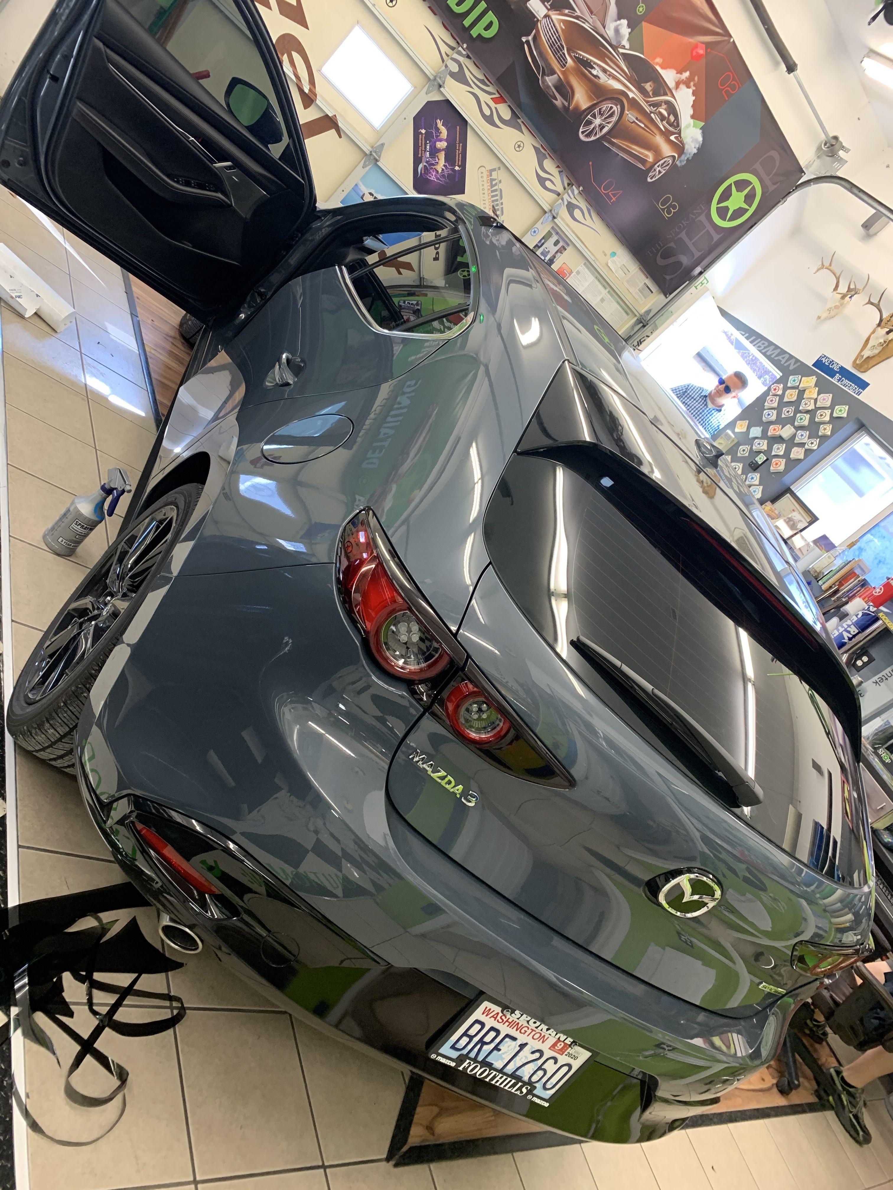 Mazda 3 Window Tint