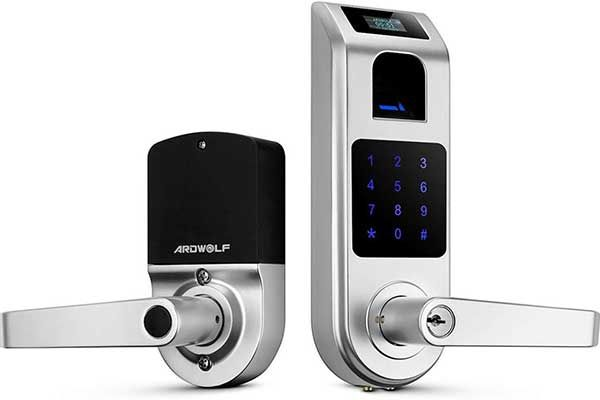 Top 10 Best Fingerprint Door Locks In 2020 Reviews In 2020 Keyless Entry Door Locks Fingerprint Door Lock Keyless Door Lock