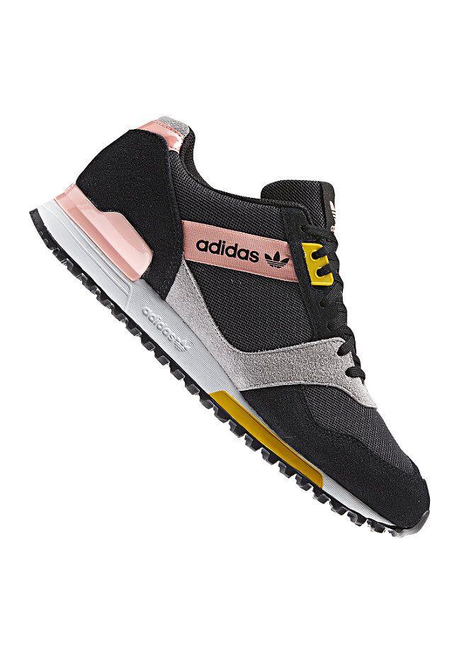 watch afd67 886e6 ... australia adidas womens zx 700 contemp black 1 st fade rose s14  aluminum 2 7fdfb cedfc
