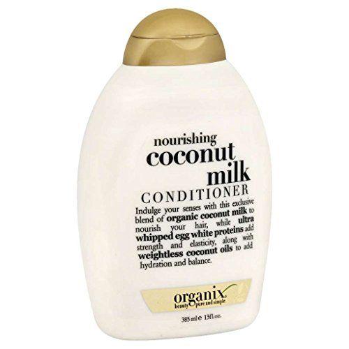 Ogx Nourishing Coconut Milk Conditioner Visit The Affiliate