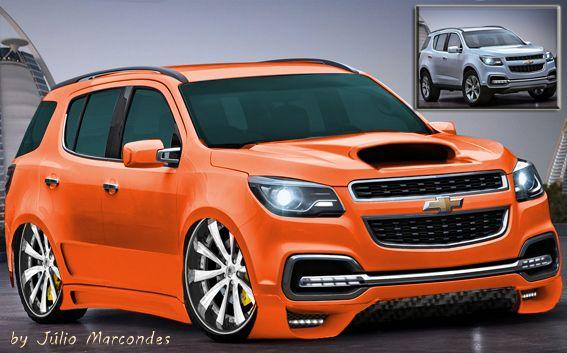 Nova Chevrolet Trailblazer