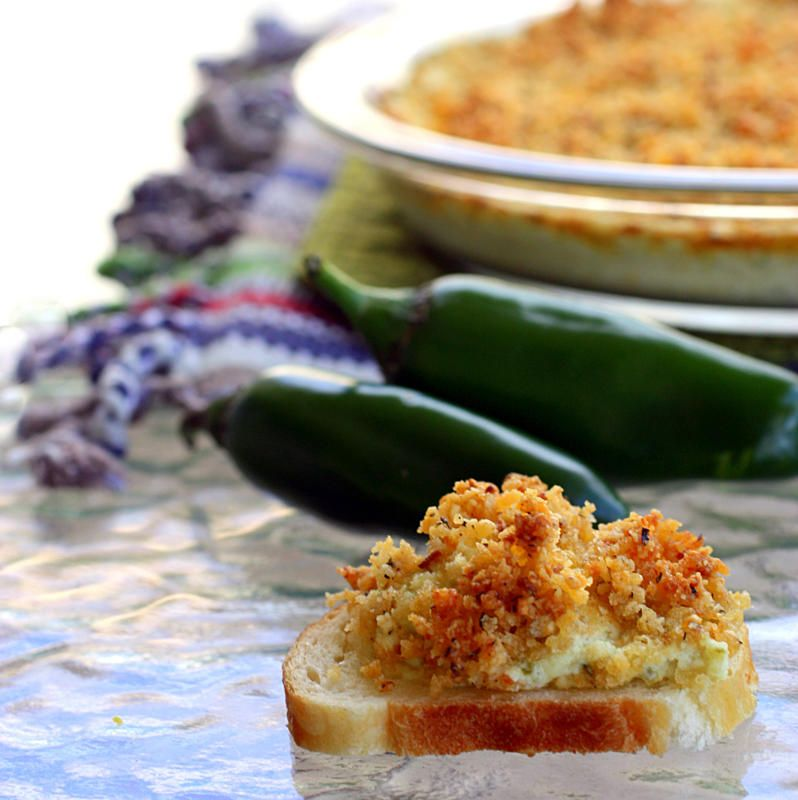 Man Food: Jalapeno Popper Dip at Quick Dish by tablespoon