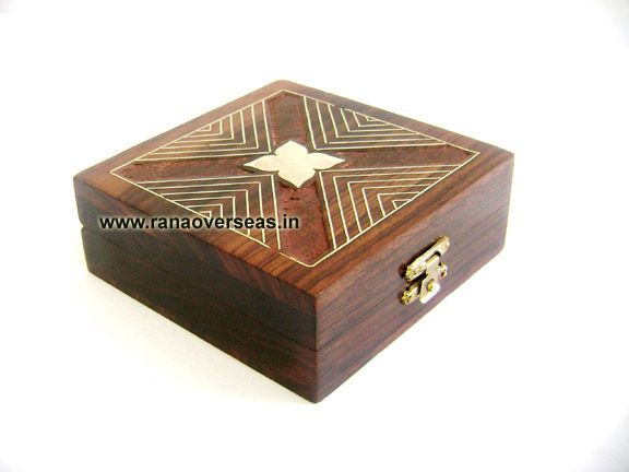 Our Wooden Box are durable and made up of good quality wood to ensure high durability and tear resistance.Our Wooden Box can stand in any whether conditions. We do proper polishing and finishing on these Wooden Boxes. Wooden Brass Inlay Box, Wooden Antique Box, Wooden beaded Box, Wooden Round Box, Wooden Square Box, Wooden hand carved box, Wooden wood inlay Box, Wooden money Bank box, Wooden card box, Wooden music box, Wooden white Inlay Box,