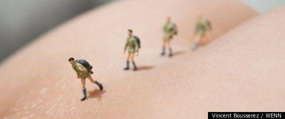 Vincent Bousserez... Little people treking