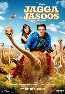 Jagga Jasoos 2017 300mb Hindi 480p Dvdscrmovies Tv Free Movies