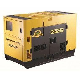 An Ultra Silent 22kva Diesel Generator Silent Generator Generation Diesel Generators