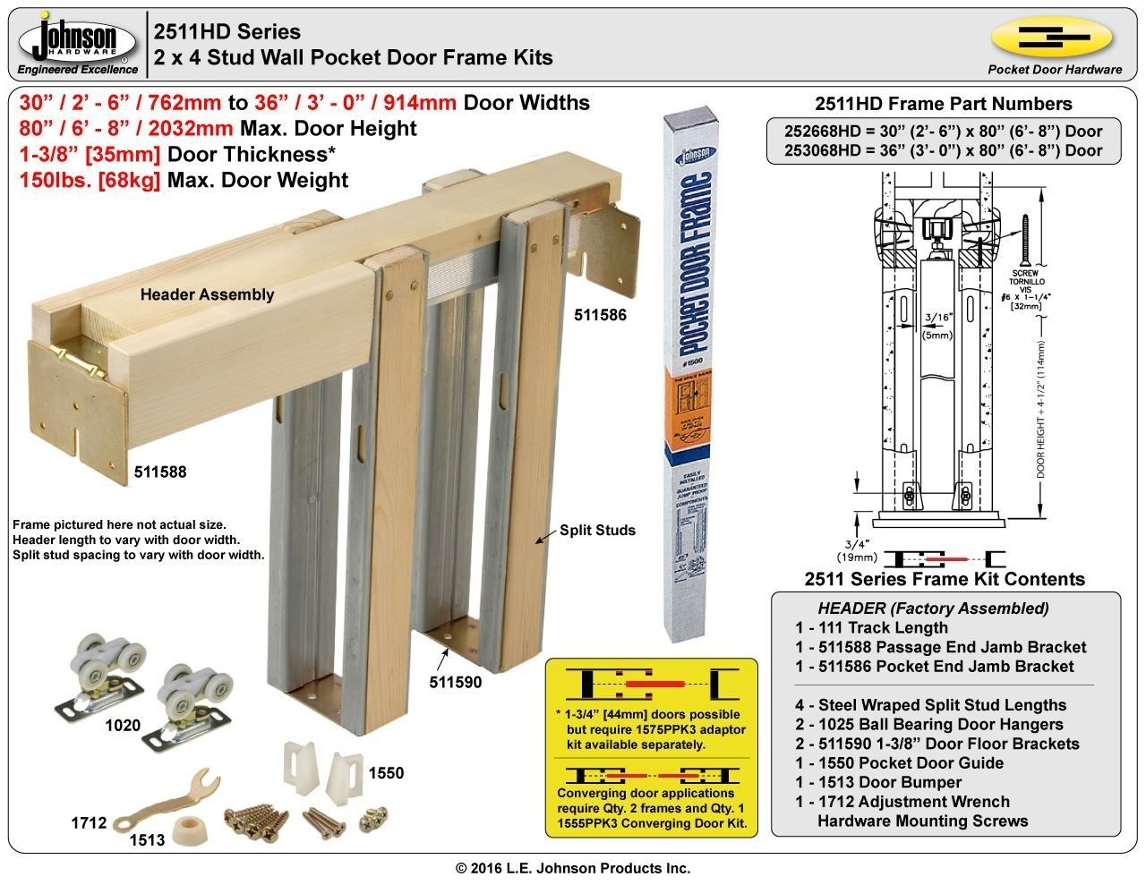 Pocket Door Wall Thickness Httpretrocomputinggeek
