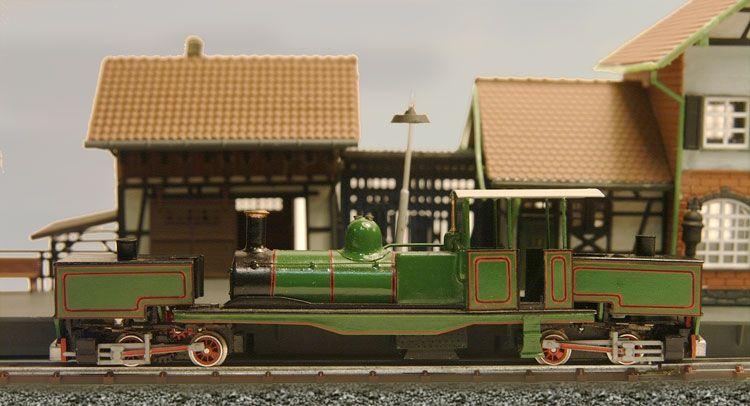 HOe OO9 Garratt - Model Rail Forum | Garratt Locomotives in