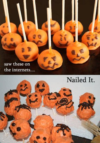 Hahahaha this basically sums up any cupcake/cake project I have attempted! At least they always taste really good!