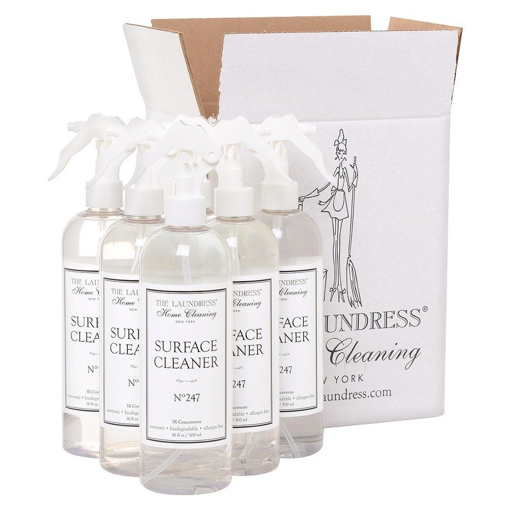 The Laundress Surface Cleaner 16 oz, 6 ct