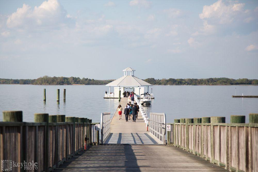 Breakwater Pavilion Wedding Ceremony Venue At The Hyatt Regency Chesapeake Bay In Cambridge Md