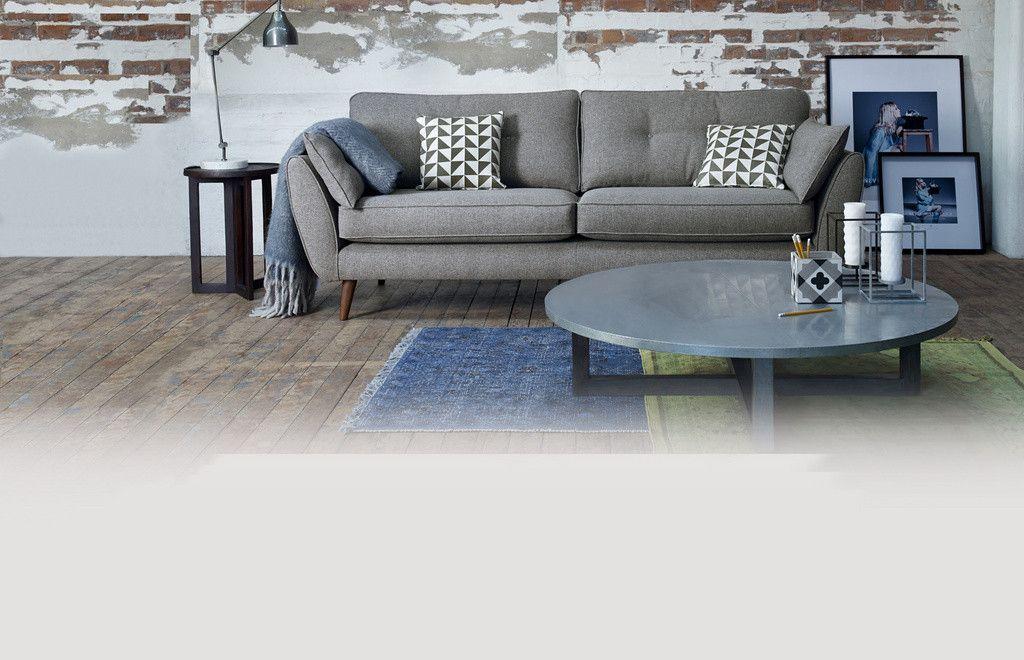 Zinc 4 Seater Sofa Zinc Dfs Hello Home Pinterest