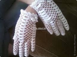 Картинки по запросу ажурные перчатки крючком схемы