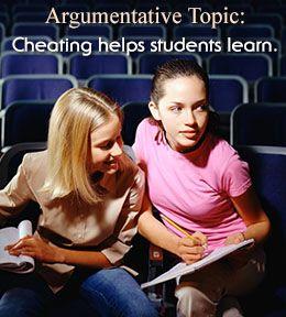 Argumentative essay topics for university students