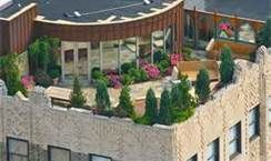 roof top gardens with hot tubs - Bing Images